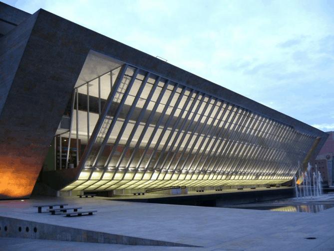 EPM Library Medellín