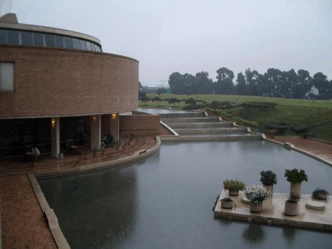 Virgilio Barco Library. Bogota, Colombia