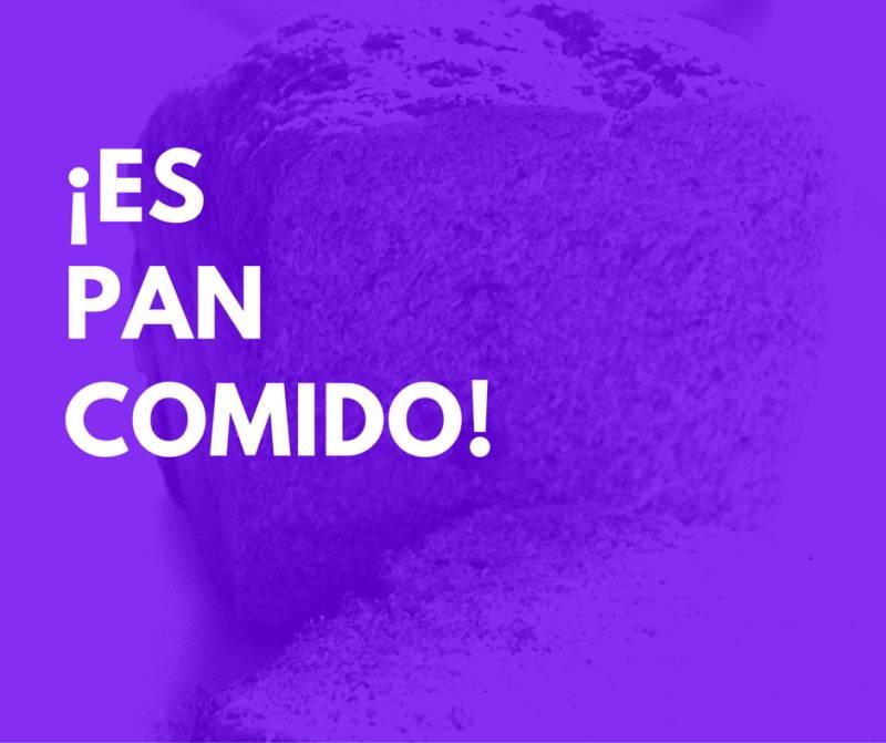 Food Spanish Idioms: Pan comido