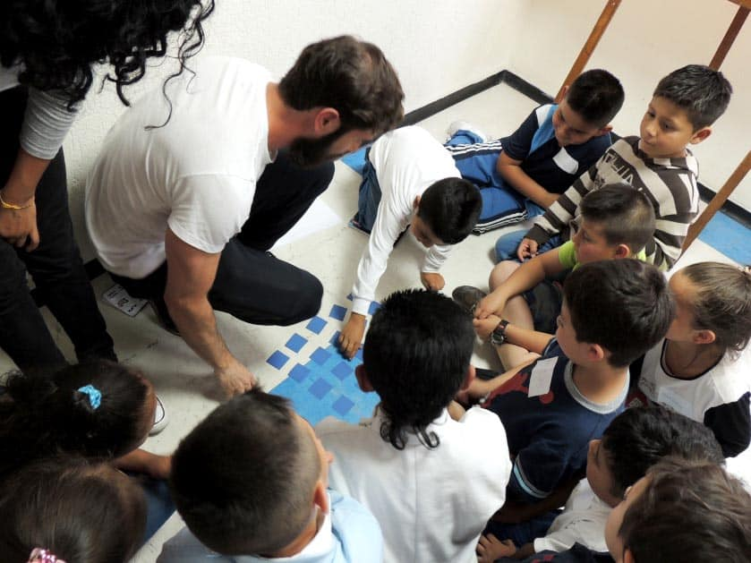 Volunteering in Bogota, Colombia