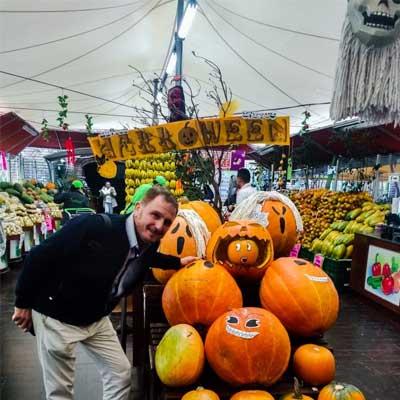 Bogota Spanish School - Halloween