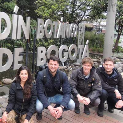 Spanish School Colombia - Social Activities: Botanical Garden Tour