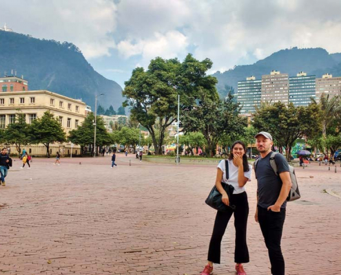 Bogota: Cultural diversity in just one place
