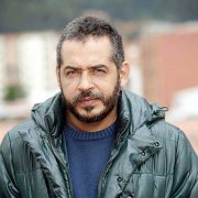 Mario Mendoza, writer, from Bogotá