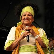 Totó La Momposina, singer, Afro-Colombian and Indigenous descent, from Bolivar region