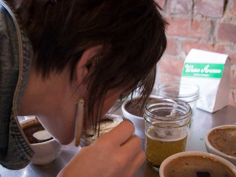 Try a Coffee Cupping in Bogota
