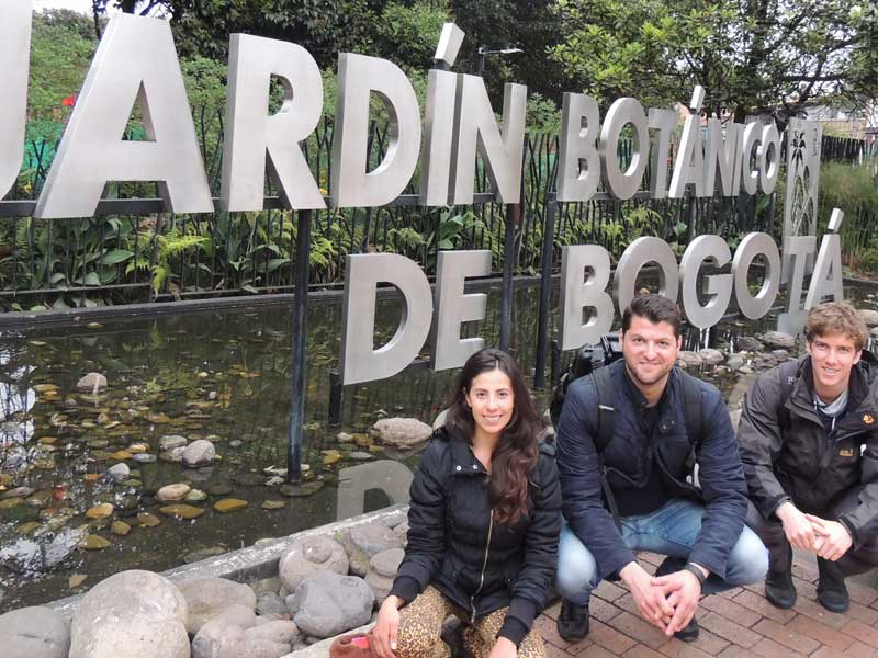 Visit The Botanical Garden of Bogota