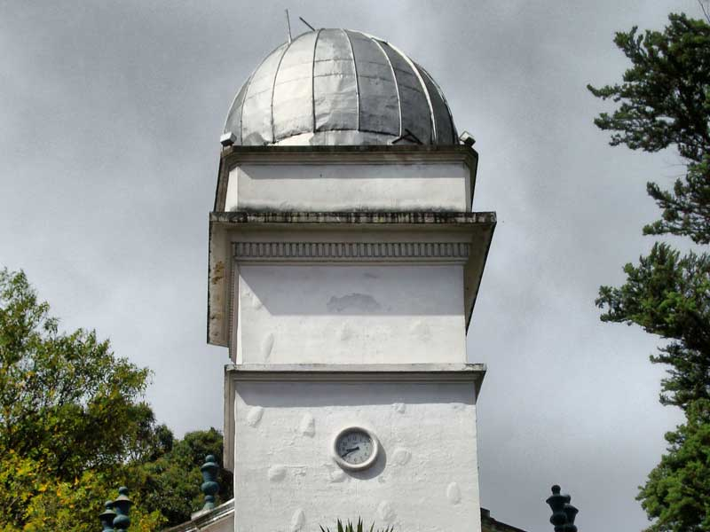 Visit the National Observatory of Colombia