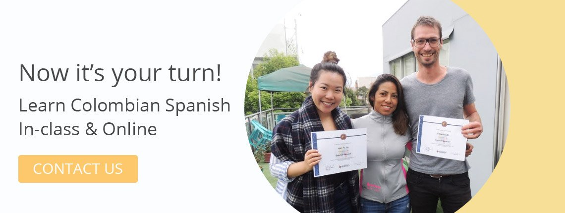 Learn Spanish in Colombia: In-Class & Online Courses