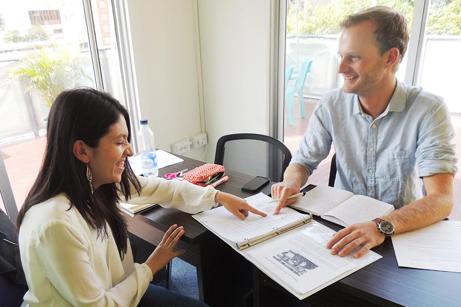 In-person 1-on-1 Spanish Classes